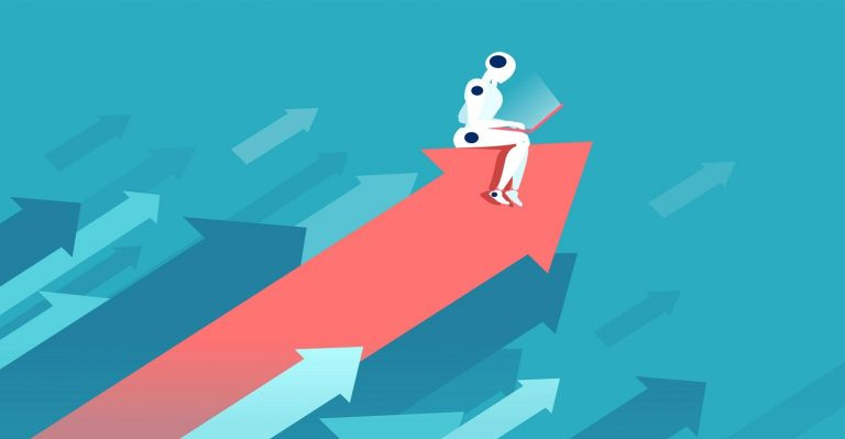 Comment mesurer une flèche de robot?  Que diriez-vous d'une croissance de 20% à l'échelle mondiale