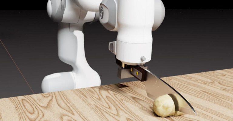 Faire confiance à un robot armé d'un couteau?  Votre attitude peut changer après avoir vu cela