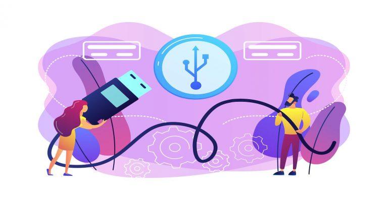 La nouvelle norme de connectivité USB impose une resynchronisation.  Vous devez savoir pourquoi et comment