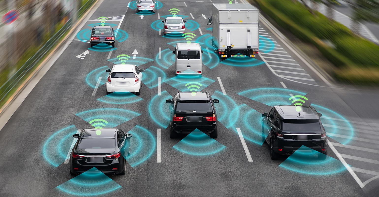 systèmes de radar de voiture