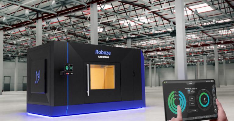 Que pourrait signifier la plus grande imprimante 3D au monde utilisant des super polymères pour la fabrication de technologies médicales?