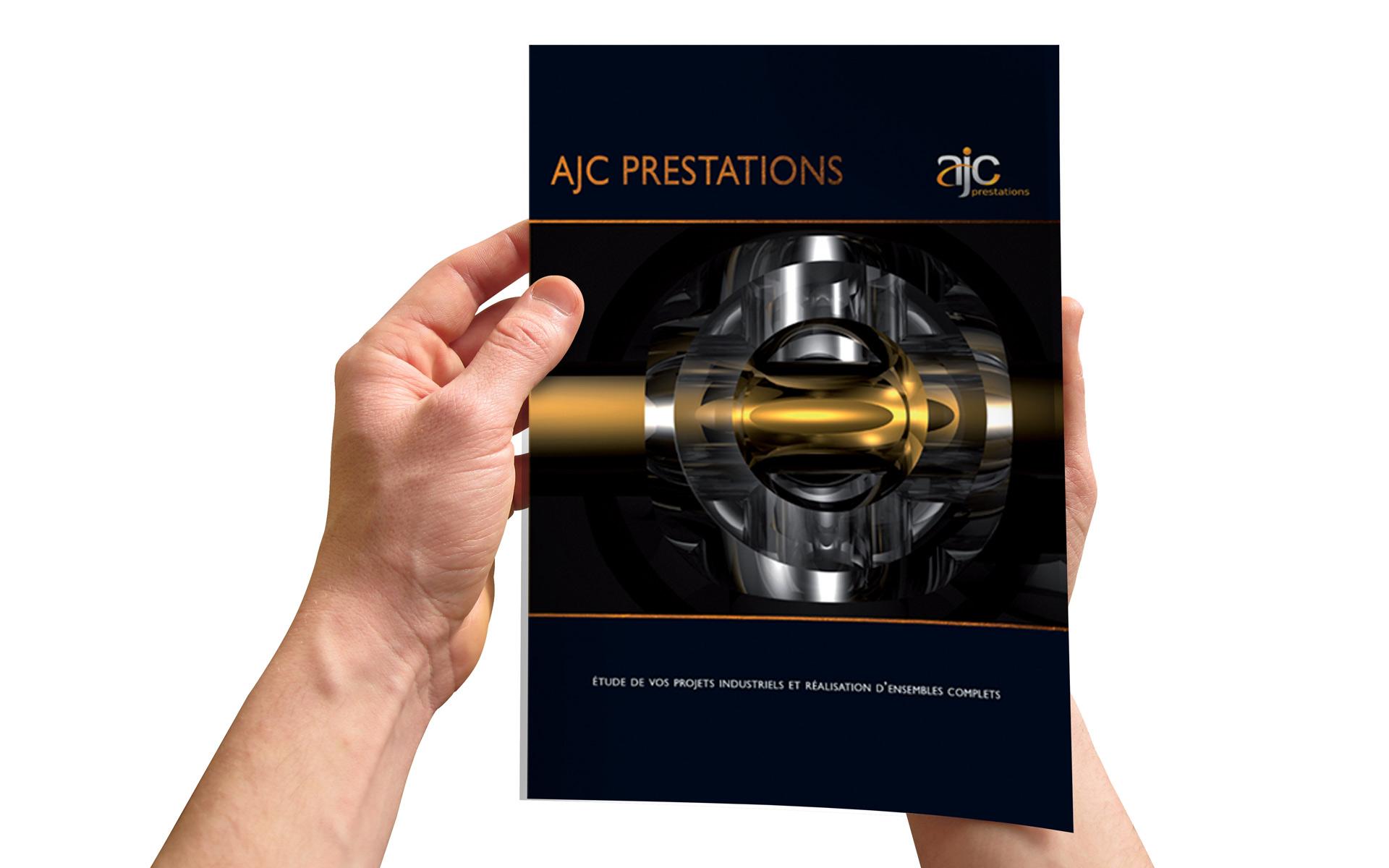 AJC Prestations - Plaquette