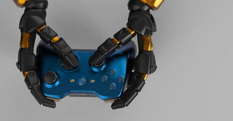Envie d'Uncanny Valley ?  Cette main robotique douce peut jouer à Nintendo