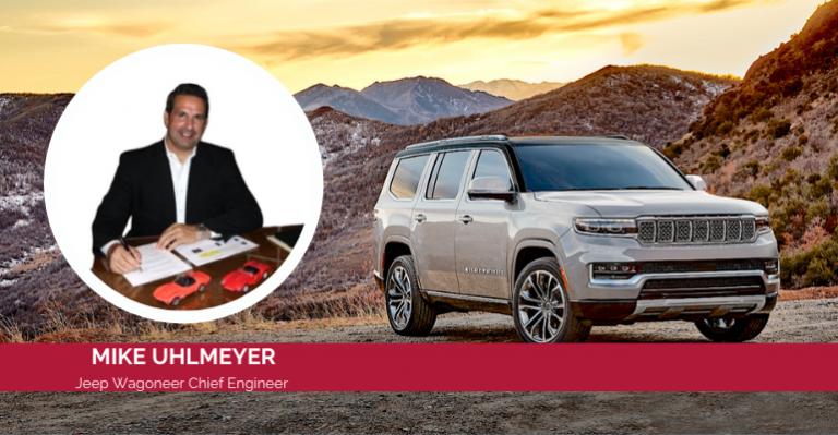 Engineering Solutions by Design News parle des 2 principaux défis de l'ingénierie du Jeep Grand Wagoneer