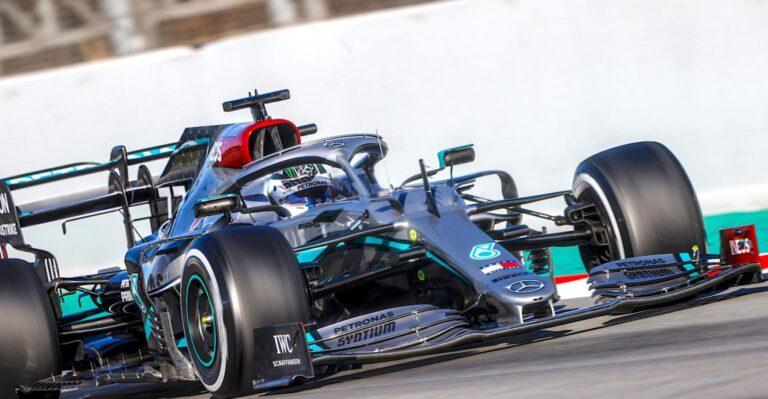 Garrett E-Turbo passe de la F1 à la production Mercedes-AMG