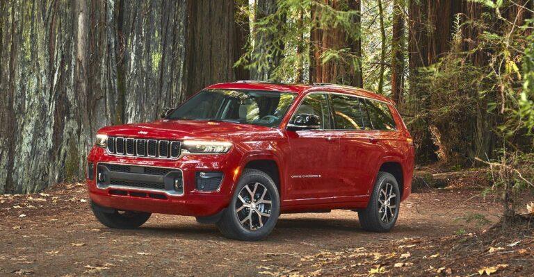 Il y a plus à aimer dans le Jeep Grand Cherokee L 2021