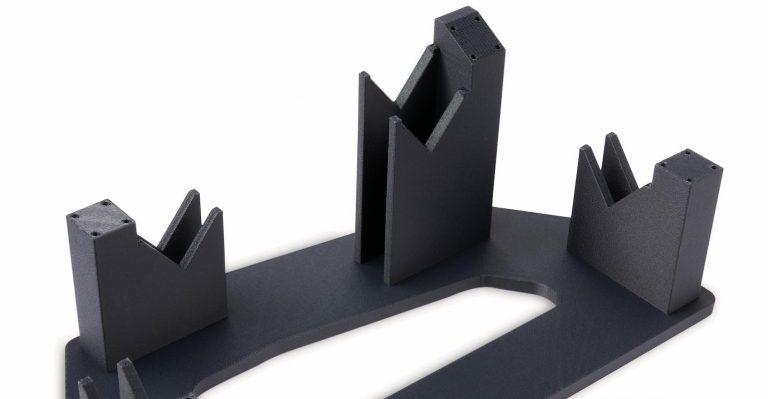 L'ABS en fibre de carbone offre une voie vers l'outillage imprimé en 3D