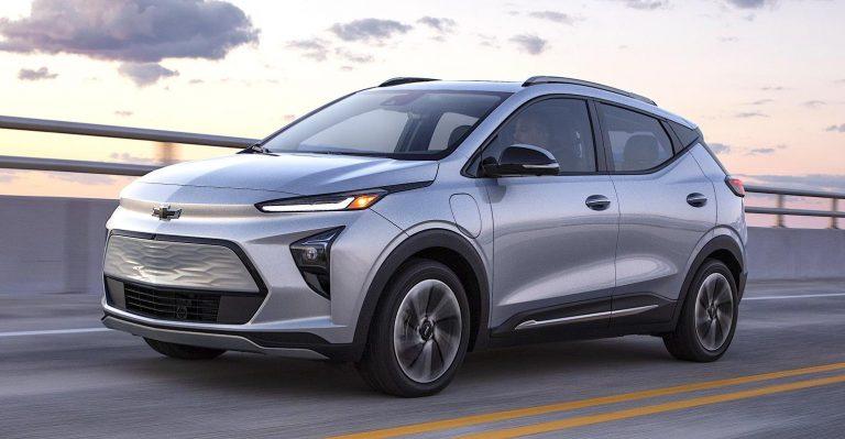 La Chevrolet Bolt EUV 2022 offre plus de véhicules électriques pour moins d'argent