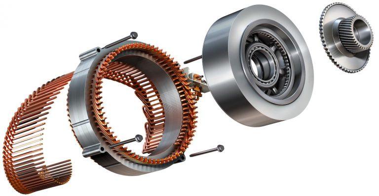 Le logiciel de mesure de puissance augmente l'efficacité des moteurs EV sans aimant