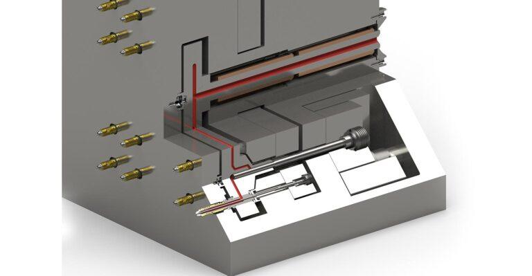 Le nouveau système d'injection UltraShot augmente la liberté de conception et la vitesse de mise sur le marché