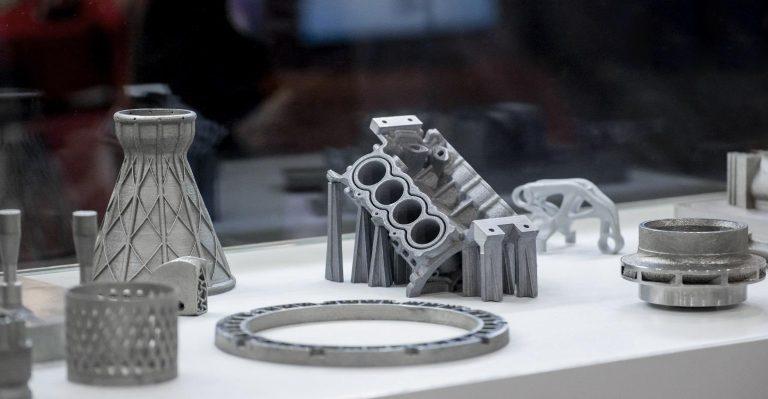 Le superalliage produit des pièces imprimées en 3D sans défaut