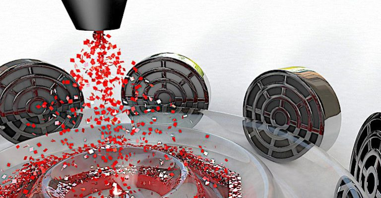 Manipulation des particules avec le son pour l'impression 3D de nouvelle génération et au-delà