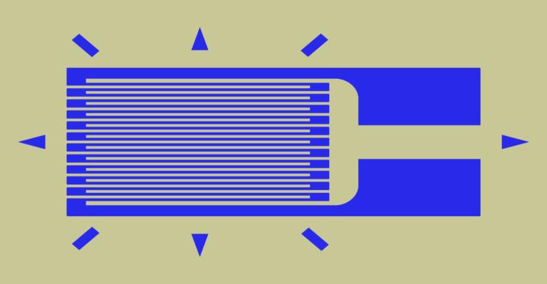 Principes de base d'un transducteur à jauge de contrainte