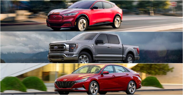 Qui a remporté le prix de la voiture, du camion et du véhicule utilitaire de l'année en Amérique du Nord 2021?