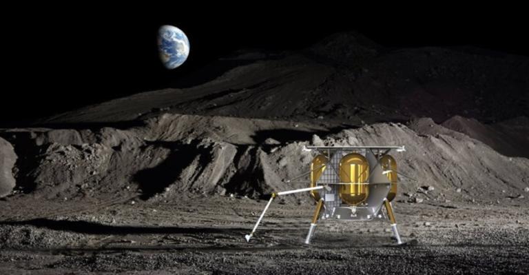 Robot Space Arm se prépare pour un vol vers la Lune