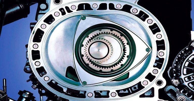 Tech Tidbit: Les trois côtés du fonctionnement doux et soyeux du moteur rotatif